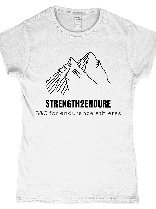 Strength2endure Womans Mountain T