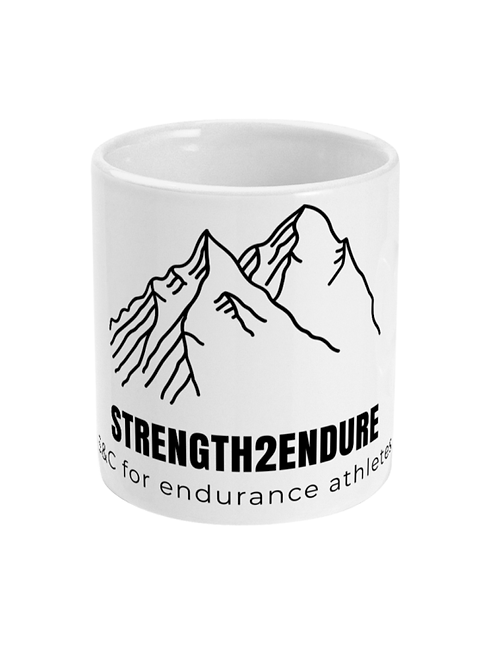 The Strength2endure mug