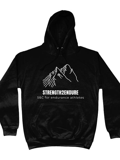 Strength2endure Mountain hoodie.