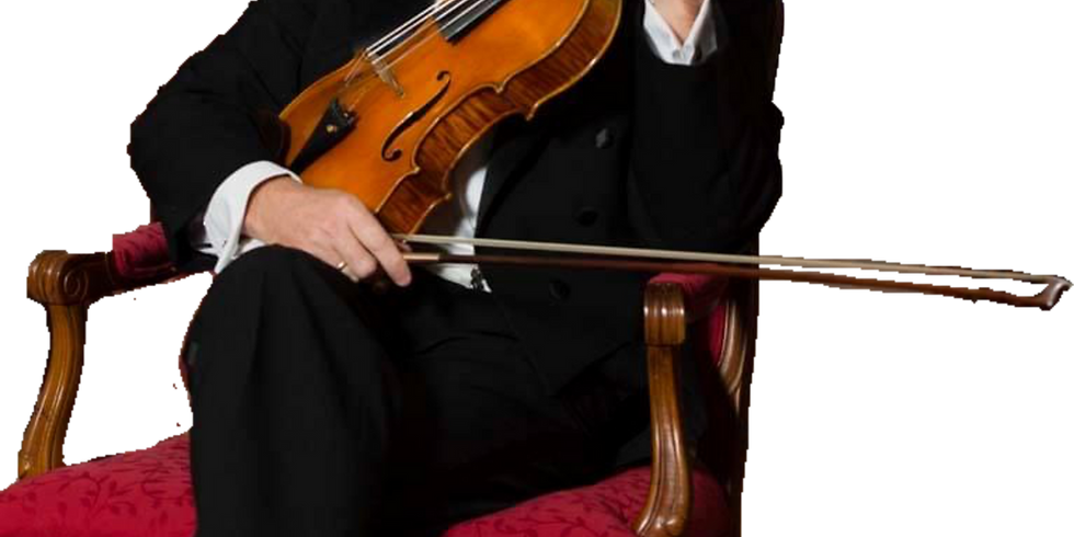 Brett performs Forsyth Concert in Loja