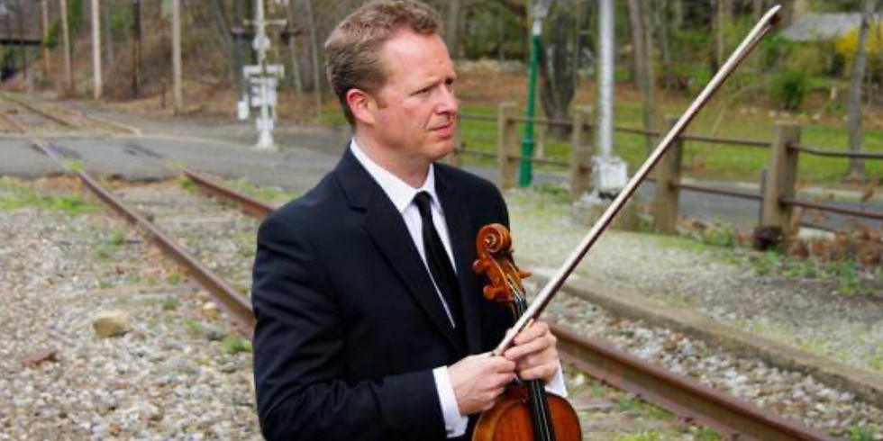 Brett performs with Orlando Contemporary Chamber Orchestra