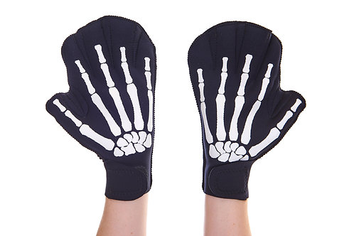 Webbed Gloves Full Finger