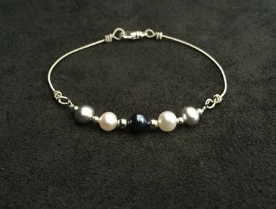 One-of-a-Kind Cultured Pearls Gregg Allman Bracelet