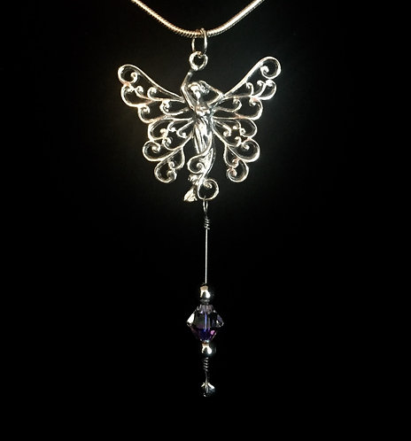 Susan Tedeschi String Fairy Necklace
