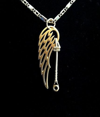 "Bronze Wing & ""Midnight Rider"" String"