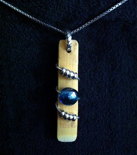 Ron Holloway Saxophone Reed Pendant