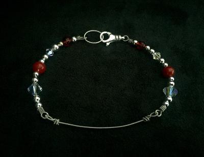 One-of-a-Kind Gregg Allman String Bracelet #2