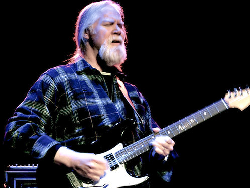 Widespread Panic's Jimmy Herring