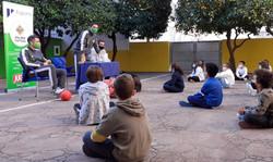 Visita Palma Futsal i Volei Urbia