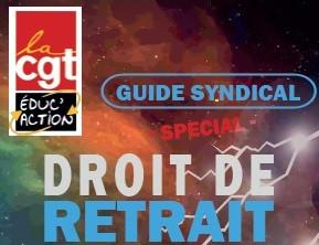 Guide syndical droit de retrait - mars 2021