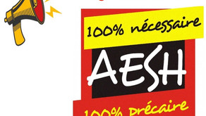 AESH : contre la précarité, contre les PIAL, en grève le 8 avril !