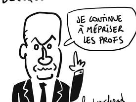 Non, Jean-Michel Blanquer n'est pas la République !