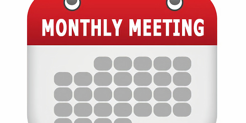 Monthly Chapter Meeting