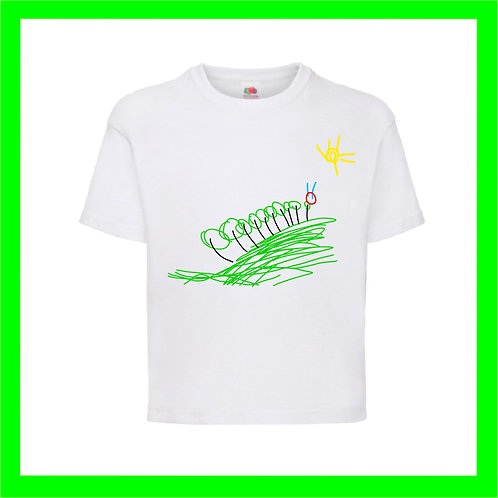 Under 5 competition winner tee