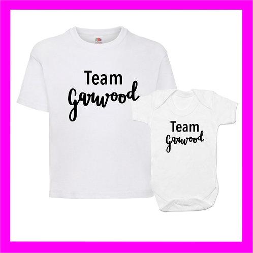 Team sibling set