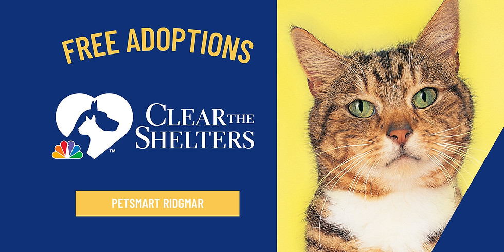 PetSmart at Ridgmar FREE Adoption Event