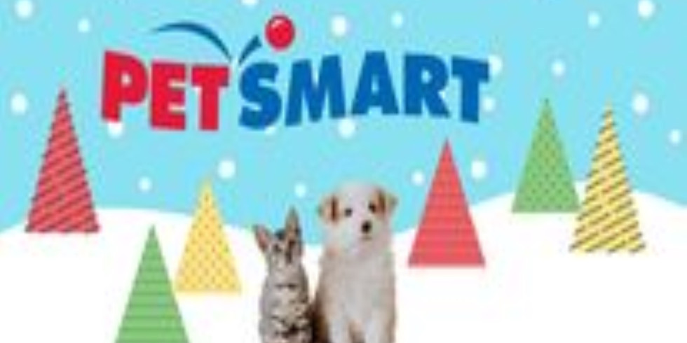 PetSmart Adoption Event at Bryant Irvin