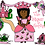 Thumbnail: The Princess is Sleeping w/Custom Name Travel Pillow