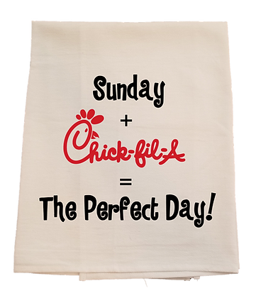 Sunday Chick Fil A