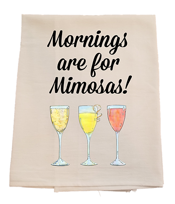 Mornings are for Mimosas
