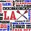 Thumbnail: Sports Chatter w/Custom Name Standard Pillowcase