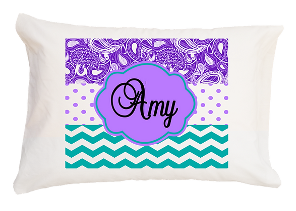 Amy Nameplate Custom Design