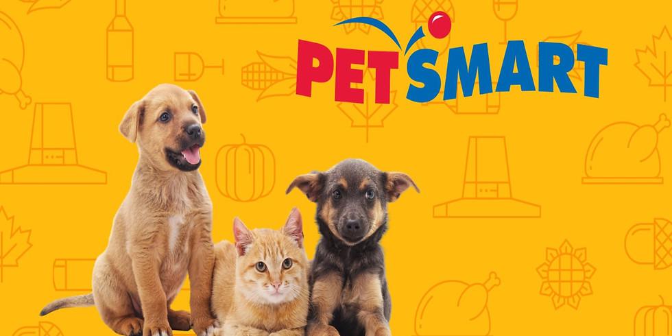 PetSmart Alliance Adoption Event