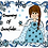 Thumbnail: Snowqueen w/ Custom Name Travel Pillow