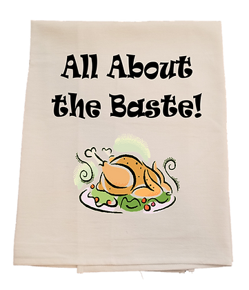 All About the Baste Thanksgiving