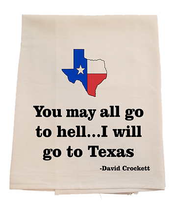 Go to Hell - Texas