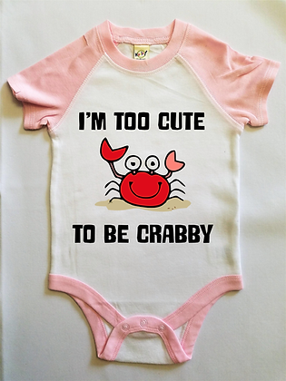 I'm Too Cute to be Crabby