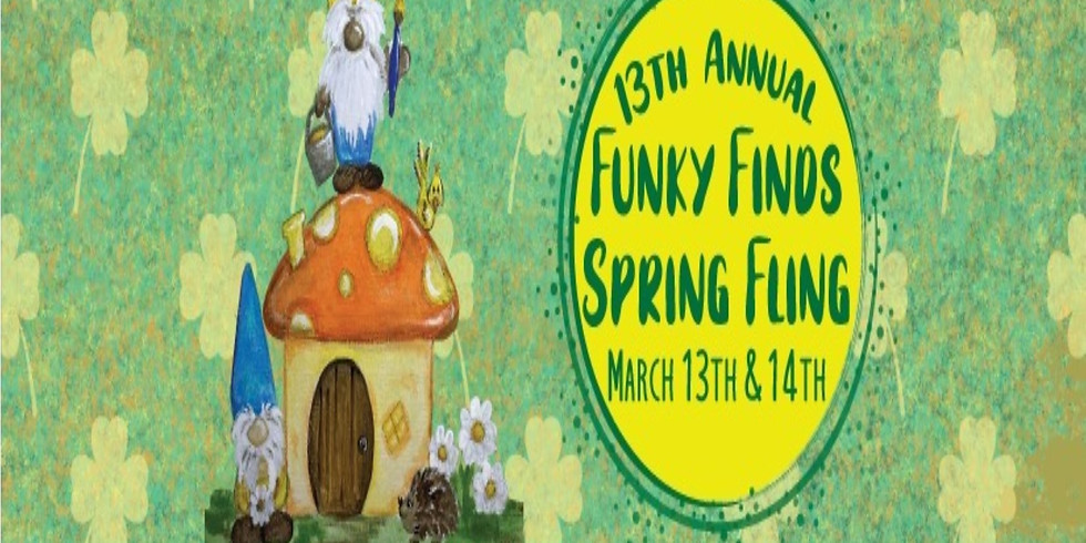 13th Annual Funky Finds Spring Fling