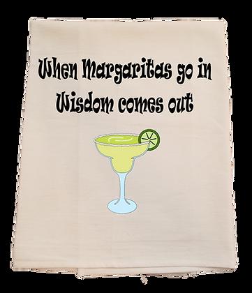 Margaritas Wisdom