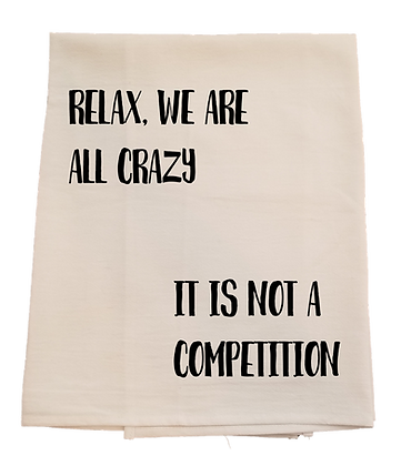 We are all Crazy