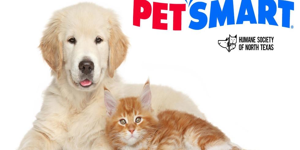 PetSmart Adoption Event at Montgomery Plaza