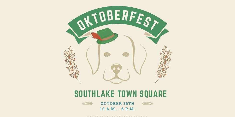 Southlake Oktober Fest Adoption Event