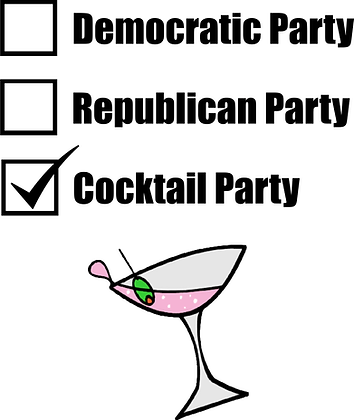 Political Cocktail Party