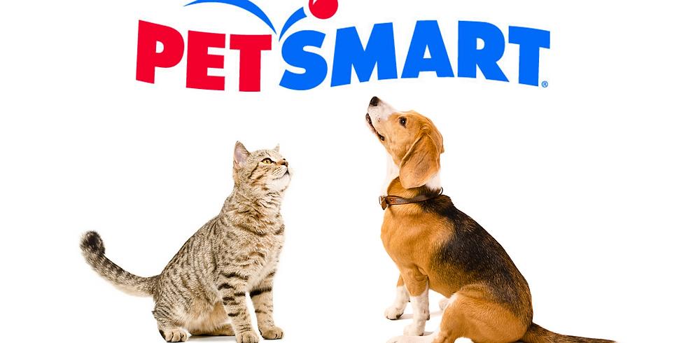 POSTPONED: PetSmart Adoption Event