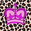 Thumbnail: Cheetah Crown Travel Pillow