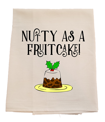 Nutty as  Fruitcake! - Christmas