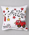 Firetruck Tooth Pillow