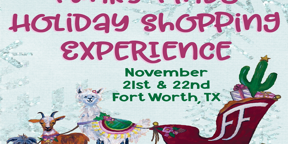 11th Annual Funky Finds Holiday Shopping Experience