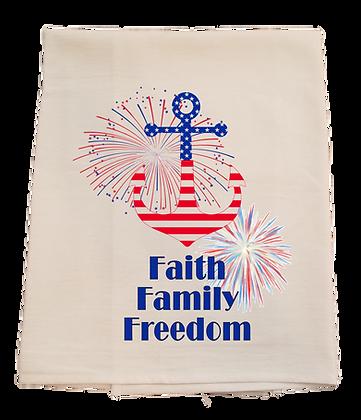 July 4th Family, Faith, Freedom