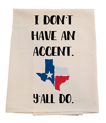 Texas Accent