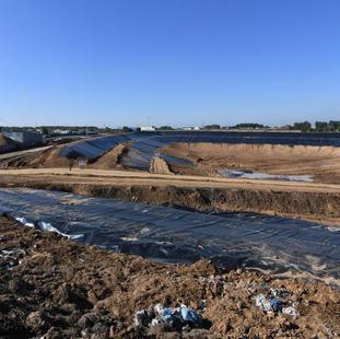 Полигоны твердых бытовых (ТБО) и промышленных отходов (ПО)