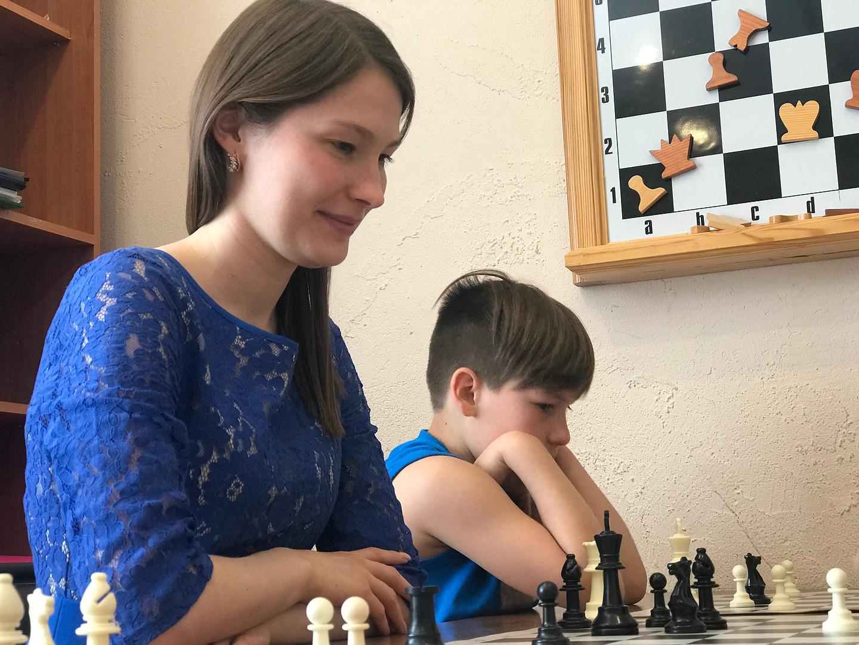 Шахматный клуб Прогресс