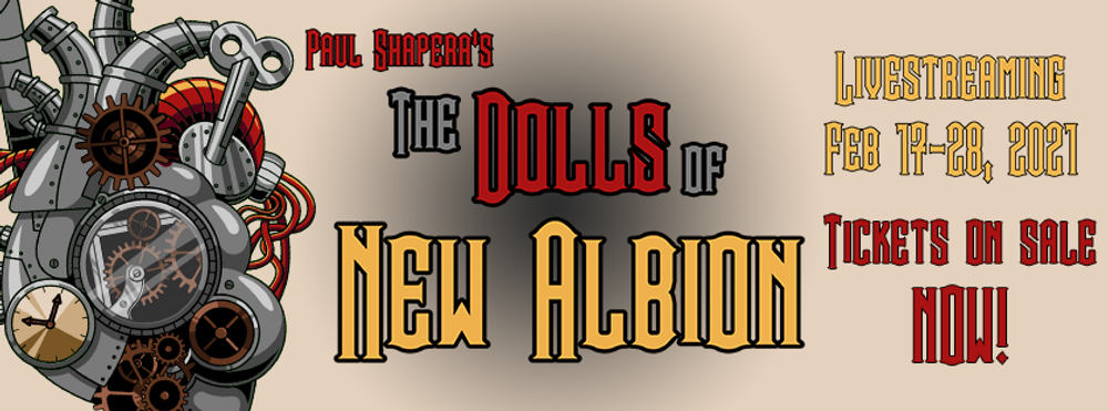 The Dolls of New Albion Facebook Banner