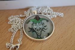 Joker Pendant