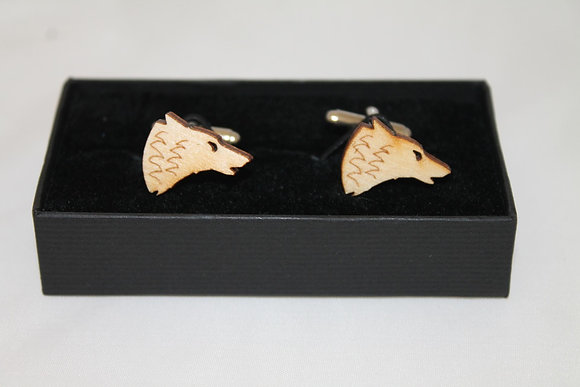 Game of Thrones Cufflinks - Laser Cut