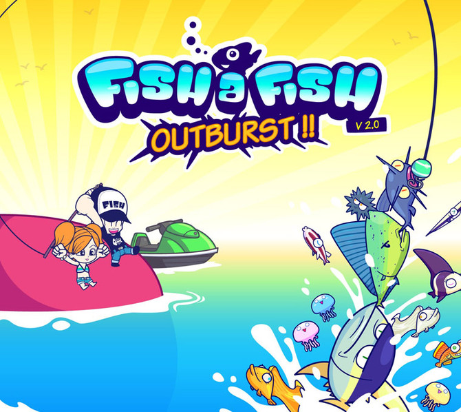 Fish a Fish Version 2 is Now Live!